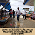 Pelaksanaan karantina wilayah Eks Pasar Lama Sentani dipantau langsung oleh Bupati