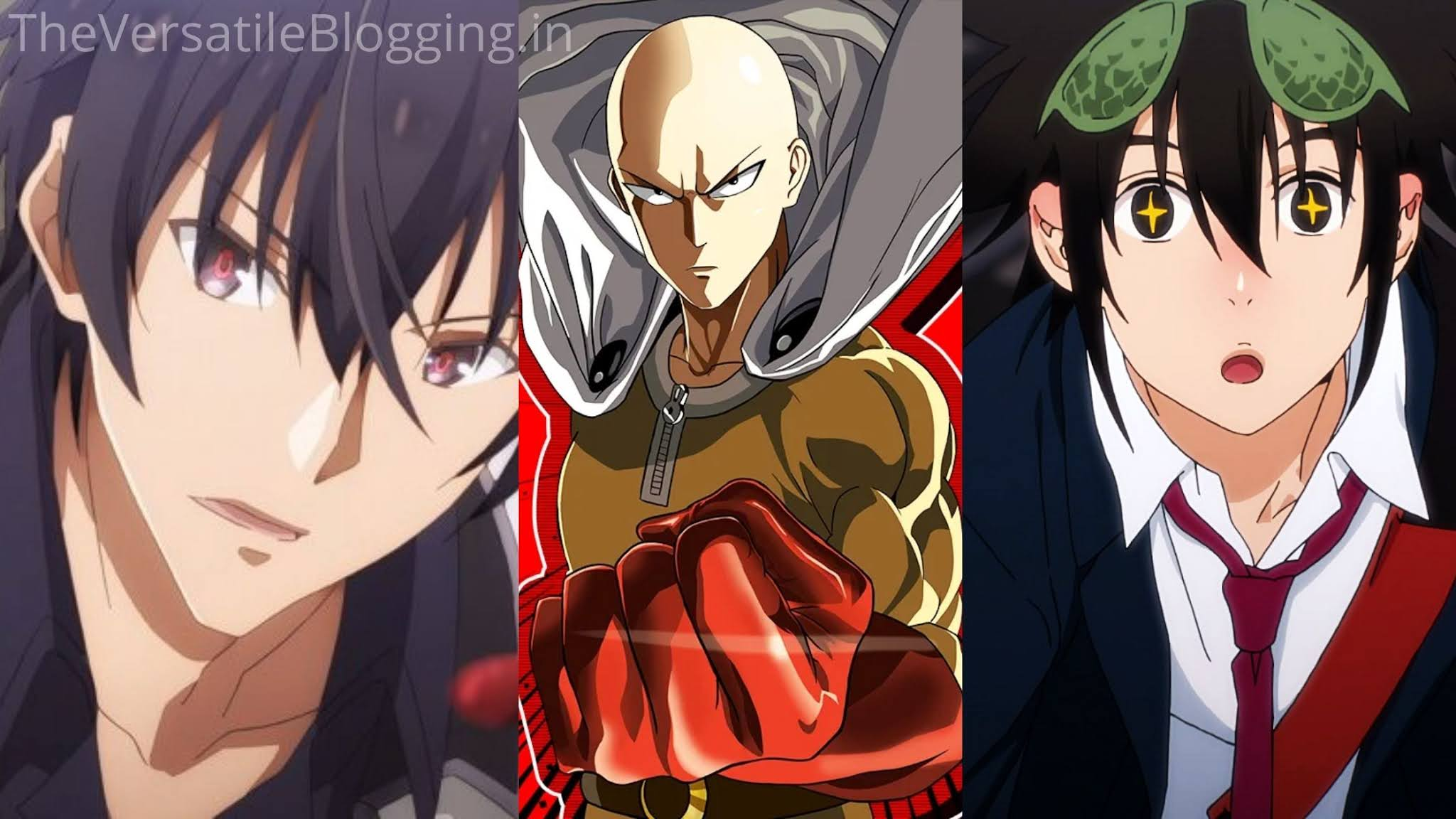 Top 5 Anime Like One Punch Man [Recommended] - TheVersatileBlogging