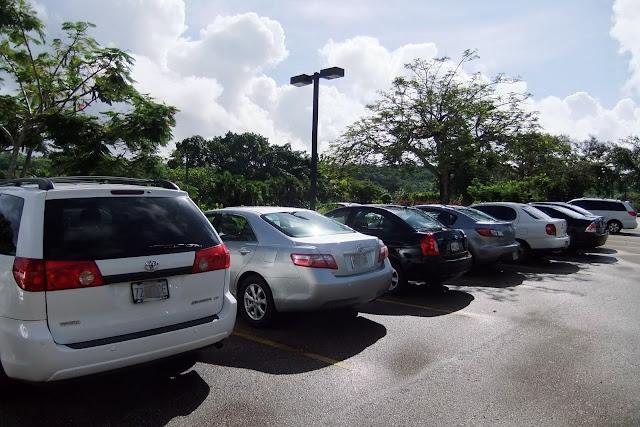 parkinglot 駐車場