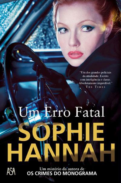 capa-do-livro-Um-Erro-Fatal-de-Sophie-Hannah