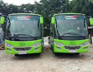 Rental Bus Medium Depok