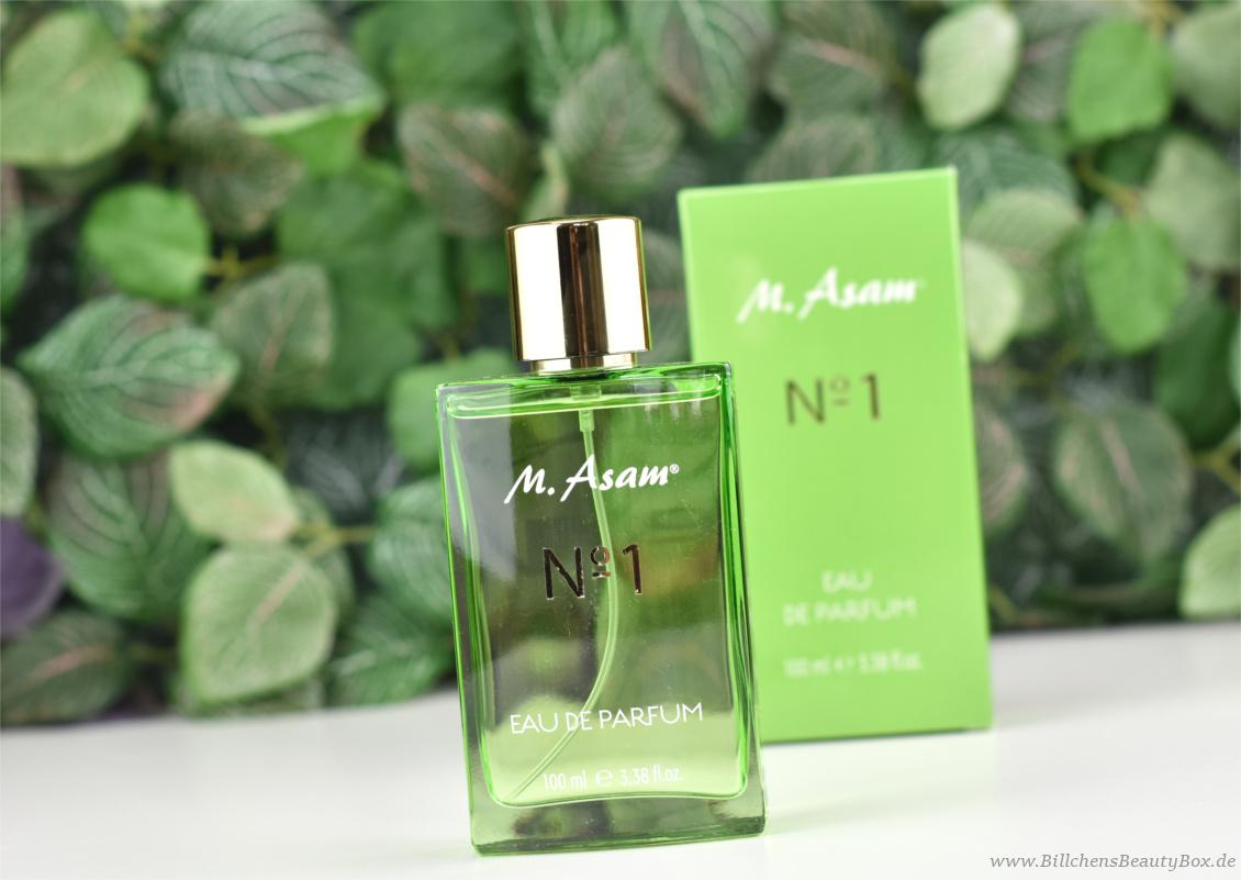 Review zur VINO GOLD Serie von M. Asam - Eau de Parfum