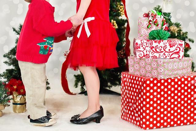 W co ubrać dziecko na Święta?