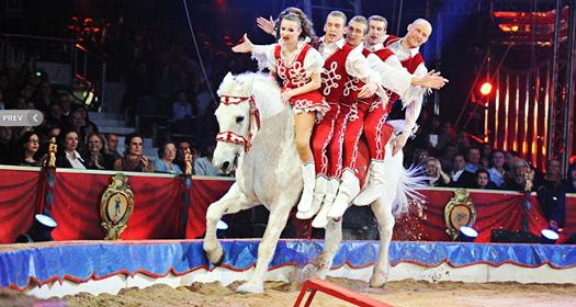 """Circo de Monte Carlo"""" está de volta à SIC - Fantastic - Mais do que  Televisão"""
