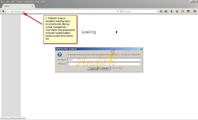 Tutorial Lengkap Cara Akses Mikrotik dengan Mudah-anditii.web.id