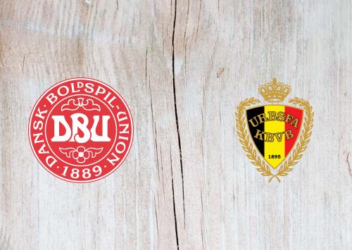 Denmark vs Belgium -Highlights 05 September 2020