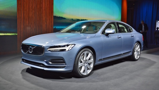 2018 Volvo S90 Redesign,Powertrain, Release date and Price