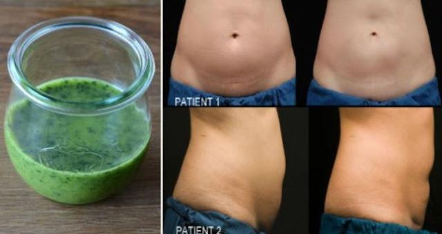 το πίνετε για 5 ημέρες και χάνετε 5 κιλά