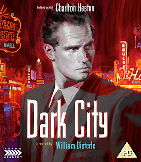 Dark City - Cover