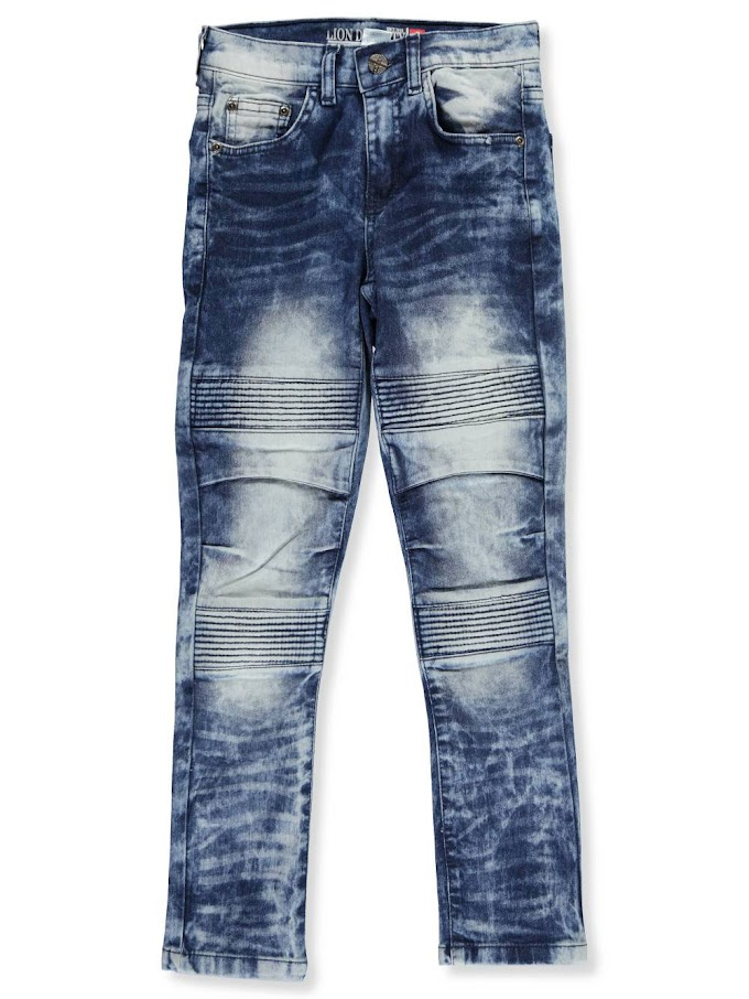 COOKIESKIDS - LION DYNASTY BOYS' JEANS $14.99
