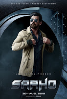 Saaho First Look Poster 9