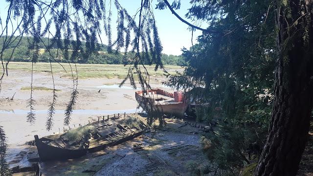 le bono cimetière bateaux quatrinaime