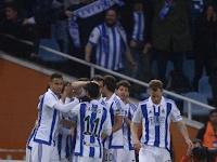 Real Sociedad Bantai Barca 1-0, Barca menderita, Messi Luka