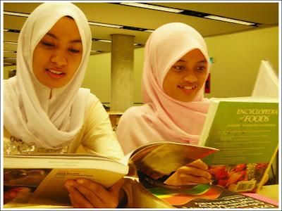Kegiatan membaca