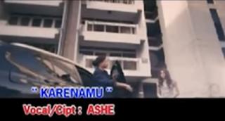 Lirik Lagu Pop Toraja Karenamu - Ashe Hymne