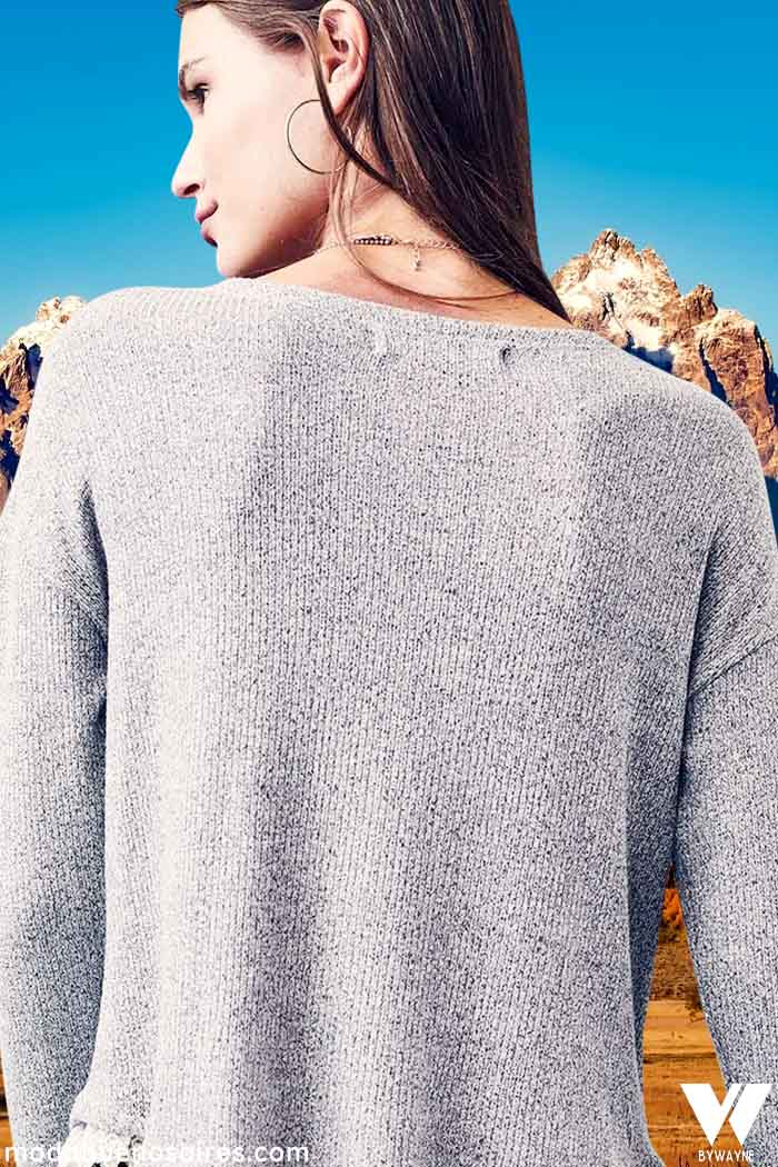 Sweaters de mujer invierno 2021 tejidos