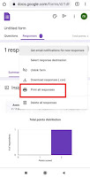 how to download google form responses as pdf