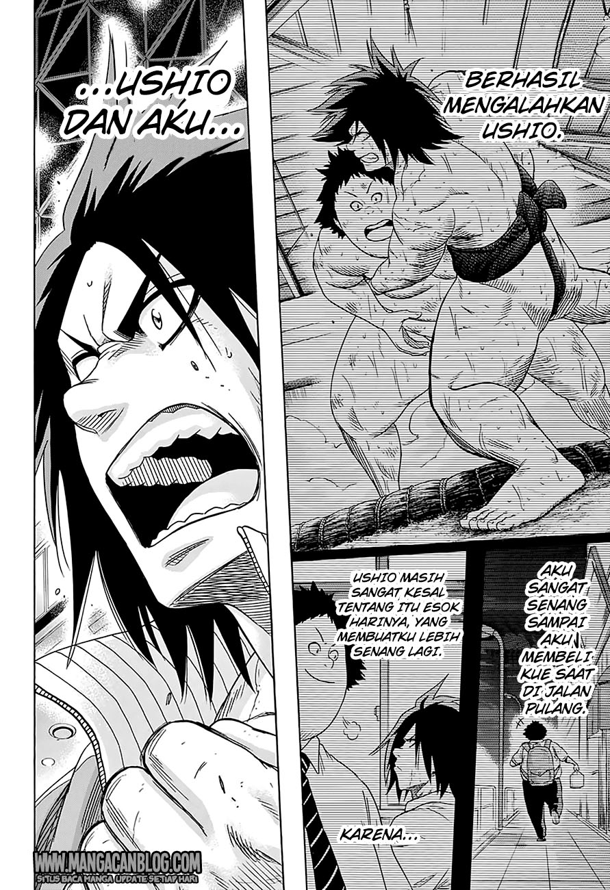 Komik hinomaru zumou 144 - saling bertolakan 145 Indonesia hinomaru zumou 144 - saling bertolakan Terbaru 16|Baca Manga Komik Indonesia