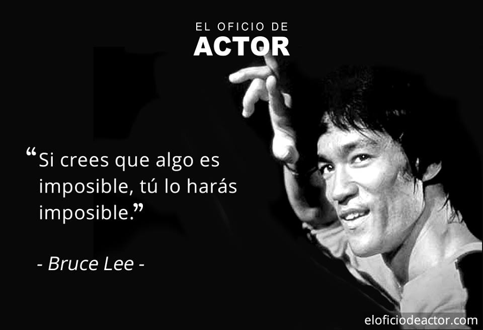 Frases De Actores Que Sirven De Inspiración Castingscinetv