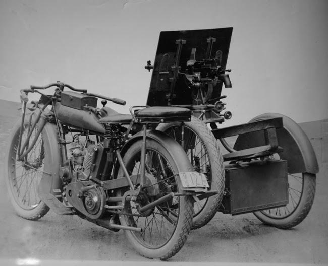 The Versatile Indian Motorcycle ~ Riding Vintage