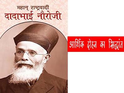 दादाभाई नौरोजी सिद्धांत |आर्थिक दोहन का सिद्धांत | Dada Bhai Naroji Aarthik Dohan Ka Sidhant
