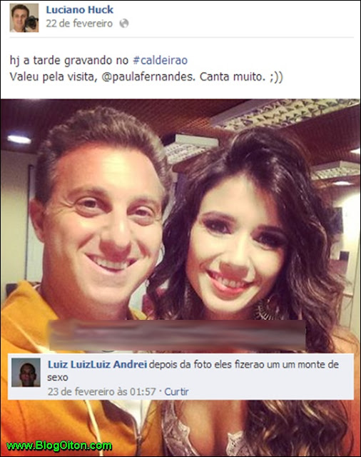 Comentarios do Facebook