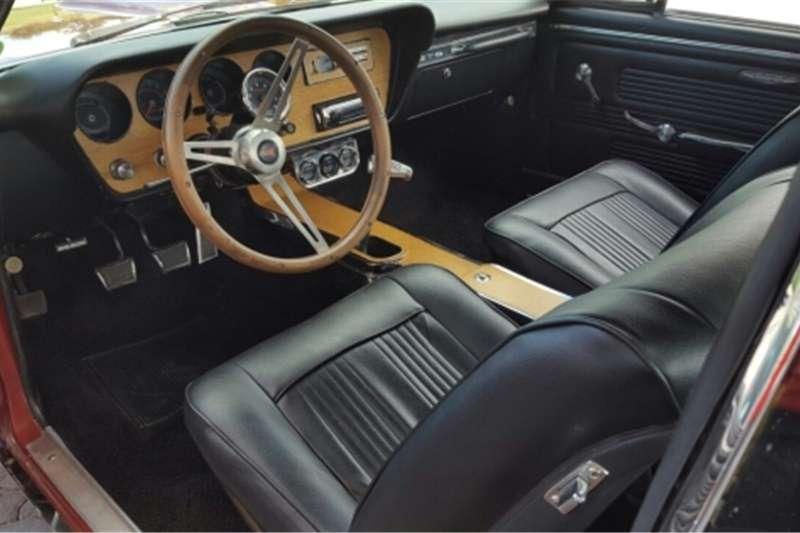 Pontiac GTO 1967 Sejarah & Autoshow Gallery