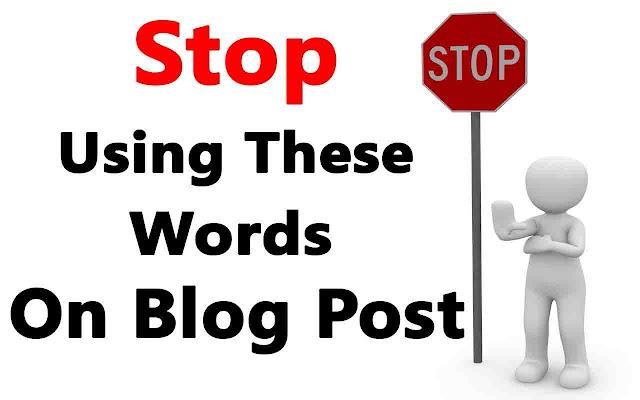 Google SEO Stop Words List