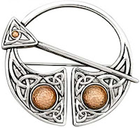 Celtic Brooch: The Irish Gift House