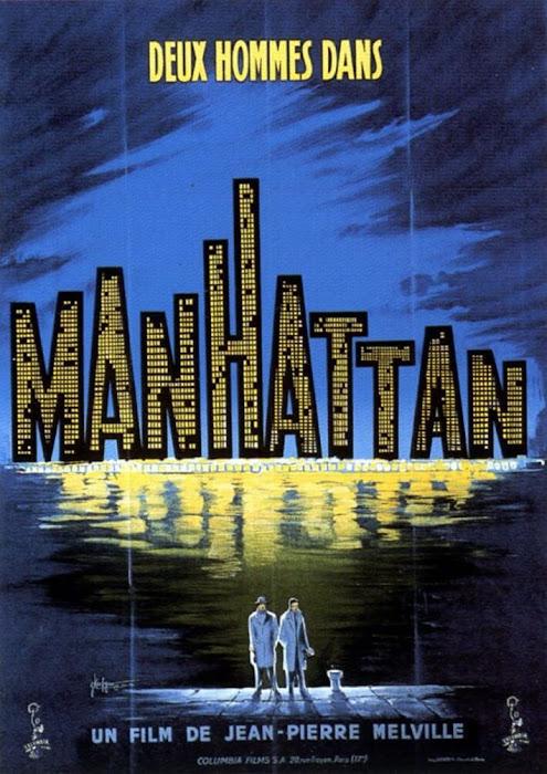 Dos hombres en Manhattan