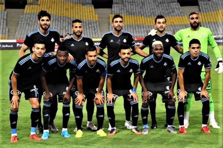 ملخص مباراة بيراميدز وحرس الحدود في كأس مصر
