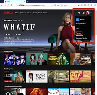 Batalkan Langganan Netflix