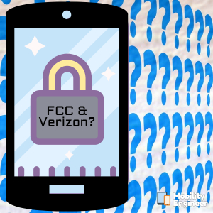 FCC's Mike O'Rielly comments on Verizon locking phones.
