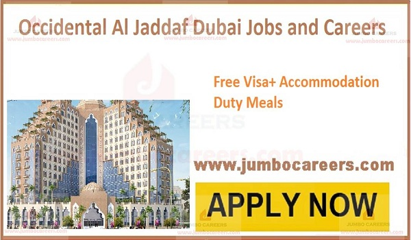 New hotel jobs in Gulf countries,