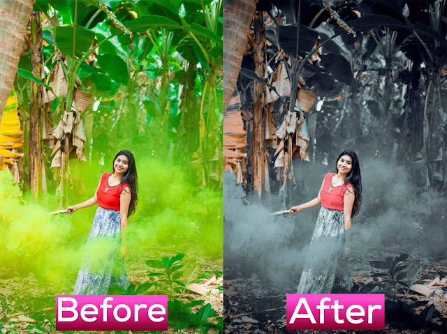 Cinematic Color Grading In Photoshop, Cinematic Color Grading Photoshop Presets