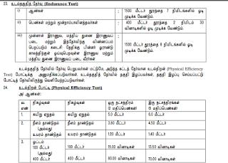 Uniformed Services Recruitment Board Tamil Nadu Fireman, Jail Warder,Special/Armed Constable 8826 Govt Jobs Recruitment 2019