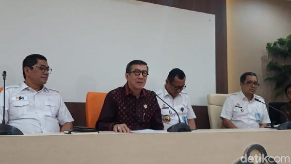 Yasonna Laoly Minta Maaf ke Warga Tanjung Priok soal Pidato 'Kriminal'