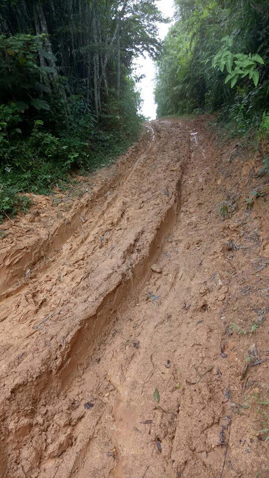 Mong manh những cây cầu vượt suối trị giá 500.000 đồng ở Lạng Sơn 5