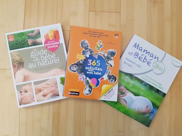 Mes livres bébé / grossesse