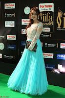 Telugu Actress Angela Krislinzki in transparent top at IIFA Awards 2017 Exclusive 14.JPG
