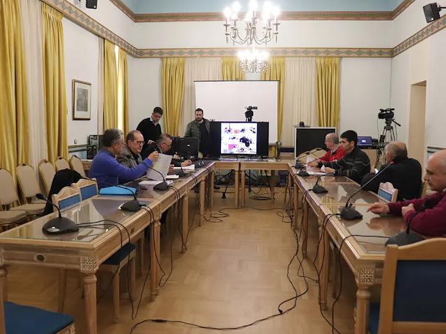 Ορίσθηκαν εκπρόσωποι της Περ. Πελοποννήσου για την παρακολούθηση της σύμβασης για την μαρίνα Ναυπλίου