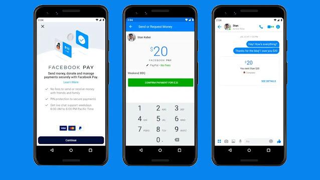 ما هي خدمة Facebook Pay وكيفية استخدامها