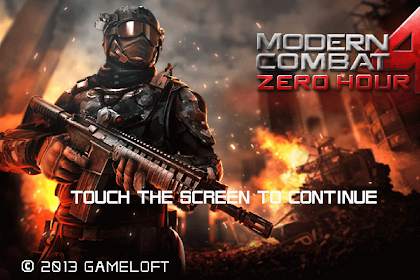 Download Modern Combat 4 2D (Game Java Konversi APK) Android Gratis