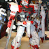 PG 1/60 Gundam Astray Red Frame on Display at 53rd All Japan Model and Hobby Show 2013