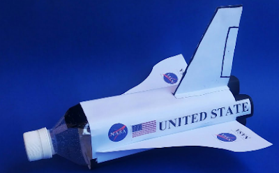 model pesawat ruang angkasa 1 www.simplenews.me
