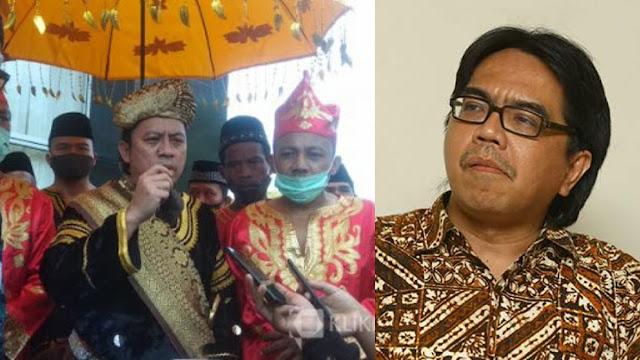 Laporkan ke Polda, BKAN Sumbar: Ade Armando Melecehkan Adat Minang