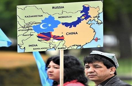 China Tolak Desakan Internasional untuk Bebaskan Uighur