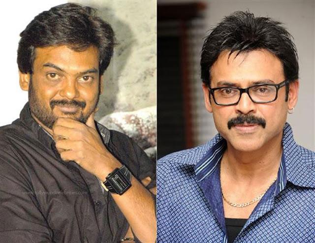 Puri Jagannath Next Movie With Venkatesh?