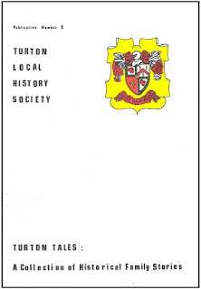 Turton Local History Society #3 - Turton Tales I