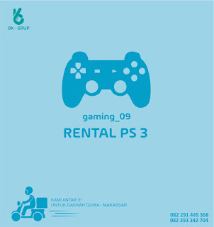 rental ps3 gowa makassar
